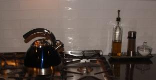 Kitchen & stove